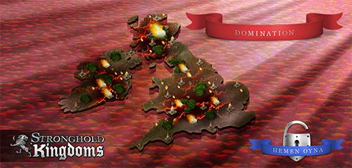 Stronghold Kingdoms için Domination Dünyası açılıyor