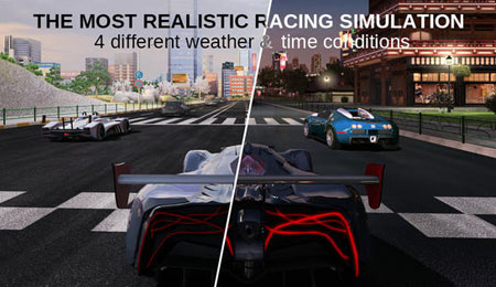 GT Racing 2: The Real Car Experience (Mobil İnceleme)