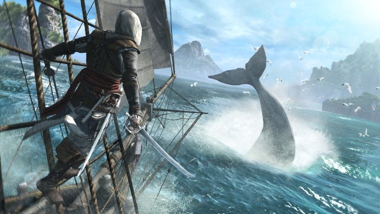 Assassin's Creed: Black Flag bir haftalığına ücretsiz