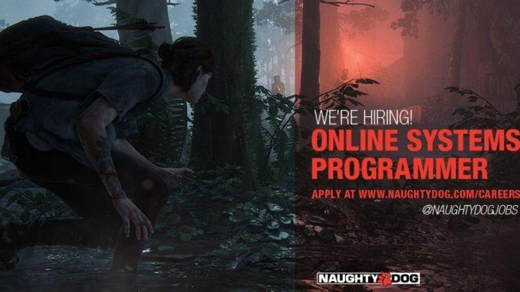 Naughty Dog yeni bir Multiplayer oyun projesi için işe alım yapıyor