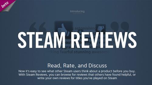 Oyun incelemesi yazın ve bunu Steam üzerinden yayımlayın!