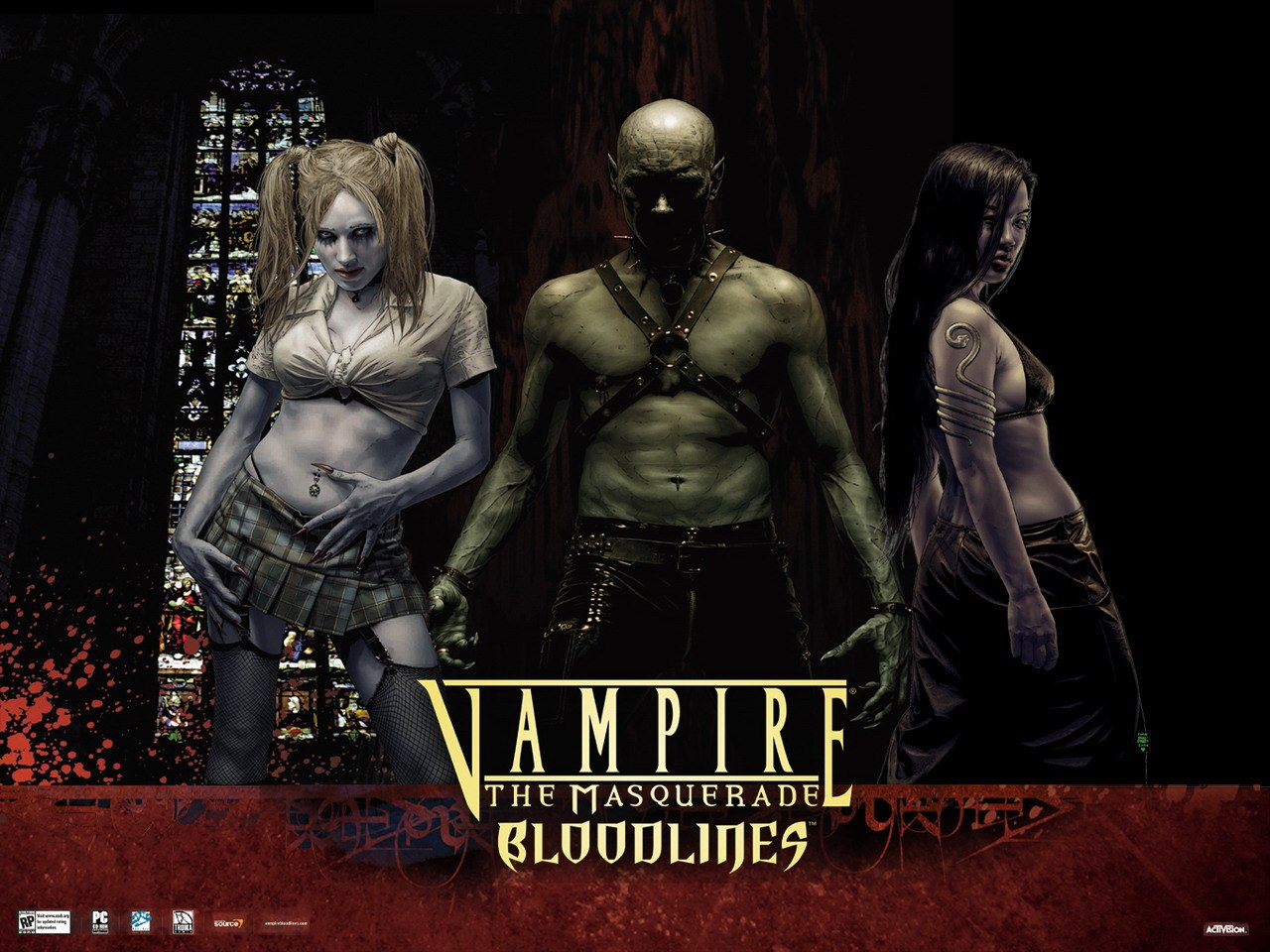 Bir ahlak kumpanyası: Vampire