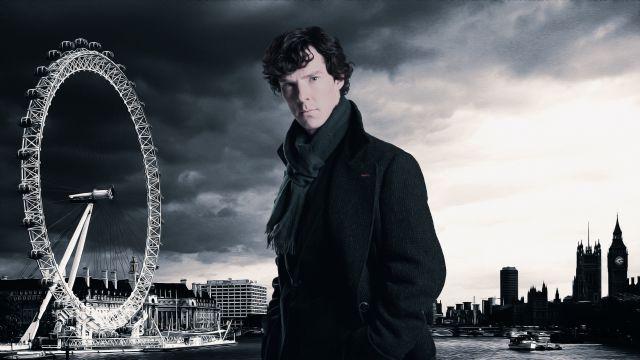 Benedict Cumberbatch, Sherlock'un yeni sezonu hakkında konuştu