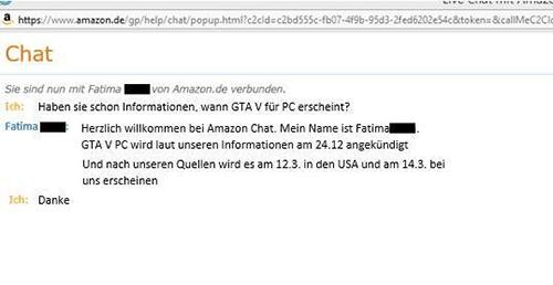 GTA 5'in PC sürümünden yeni bir söylenti daha