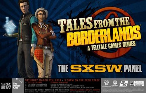 Tales from the Borderlands'in çıkış tarihi açıklandı