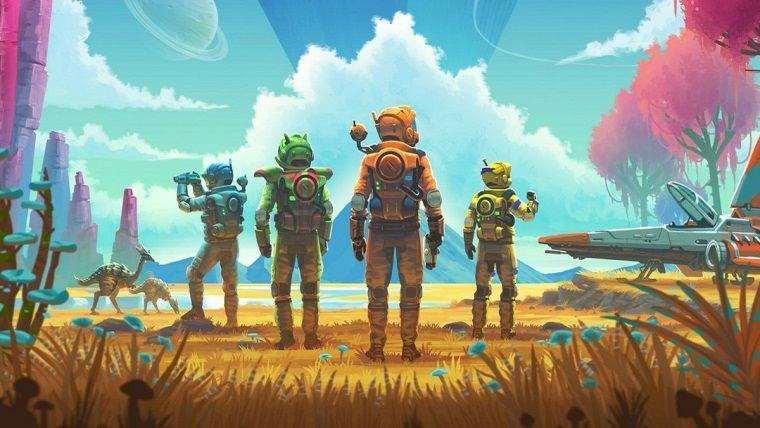 Beklenen multiplayer modu 24 Temmuz'da No Man's Sky'a geliyor
