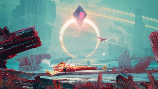 No Man's Sky'ın yeni güncellemesi ile gemilere yeni özellik