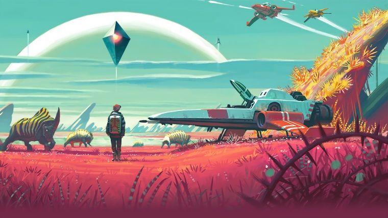 No Man's Sky'ın yeni güncellemesinin adı ve detayları belli oldu