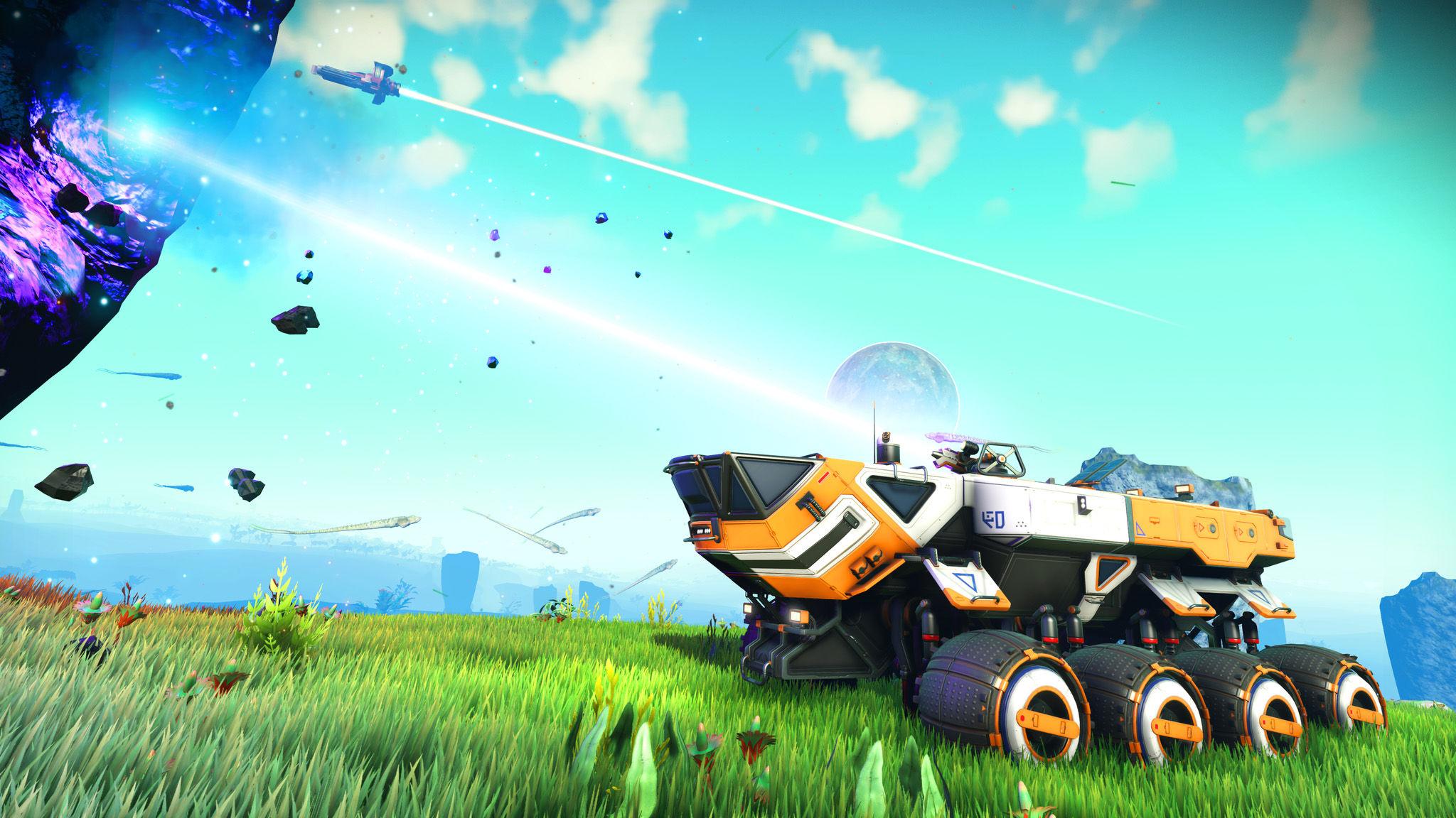 No Man's Sky'ın Xbox One versiyonu resmi olarak duyuruldu