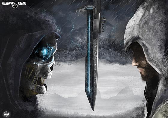 KİM ALIR? - Ezio ve Corvo'nun kaderini siz belirleyin (Görsel/Anket)