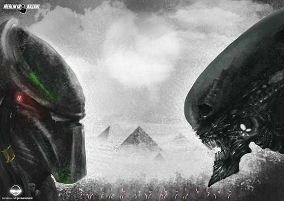 KİM ALIR? - Predator ve Alien'ın kaderini siz belirleyin (Görsel/Anket)