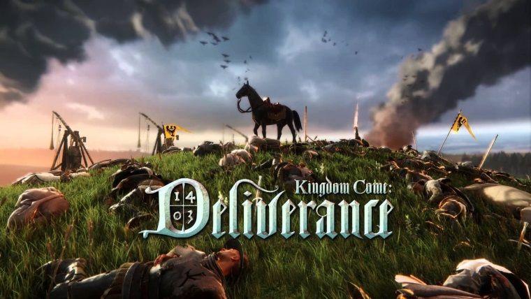 Kingdom Come: Deliverance oyuncularının çoğu oyunu bitiremedi