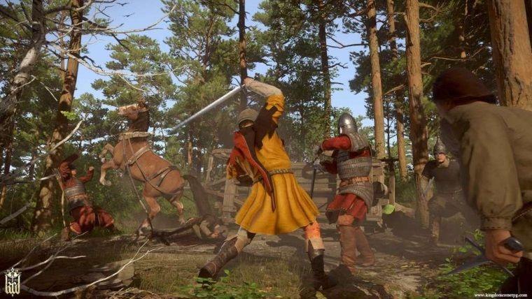 Kingdom Come Deliverance A Woman's Lot DLC çıkış tarihi açıklandı