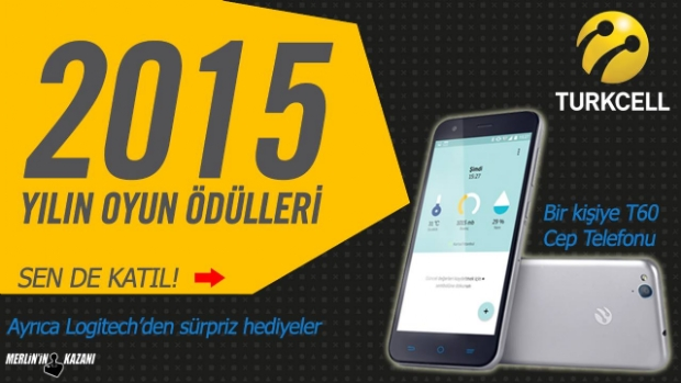 Bol Hediyeli Yılın Oyunları 2015 Duyurusu!