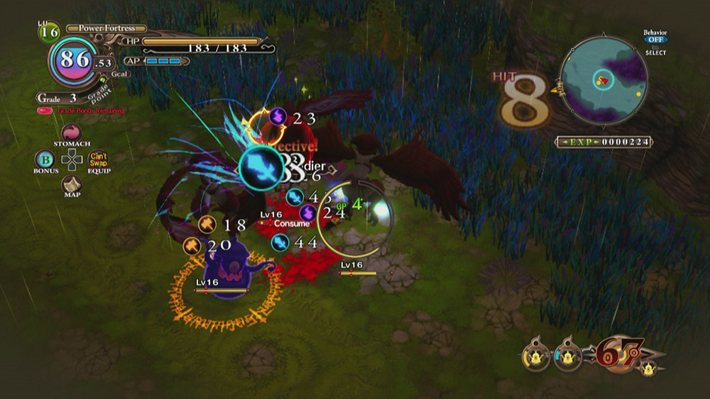 The Witch and the Hundred Knight'tan son görseller