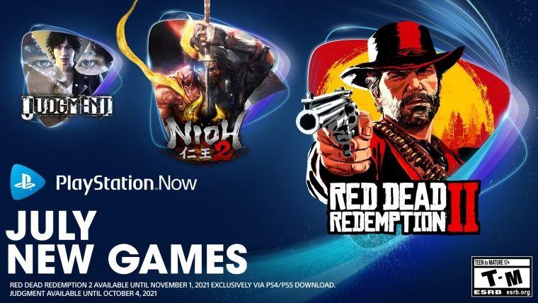 Playstation Now bu ay Red Dead Redemption 2 ve fazlası ile coştu