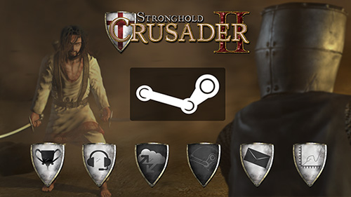 Stronghold Crusader 2 sadece Steam'de