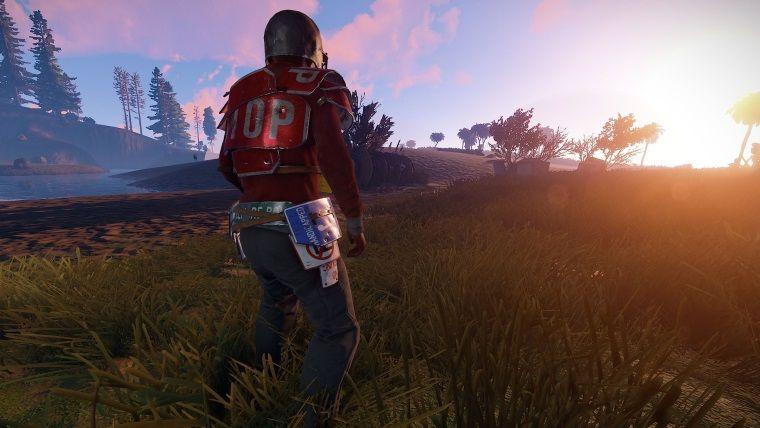 Sevilen hayatta kalma oyunu Rust, Xbox One ve PS4 için duyuruldu