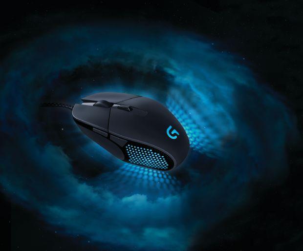 Logitech, yeni oyuncu faresi G303 Daedalus Apex'i tanıttı