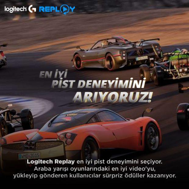 Logitech G, en iyi otomobil yarışçılarını arıyor!