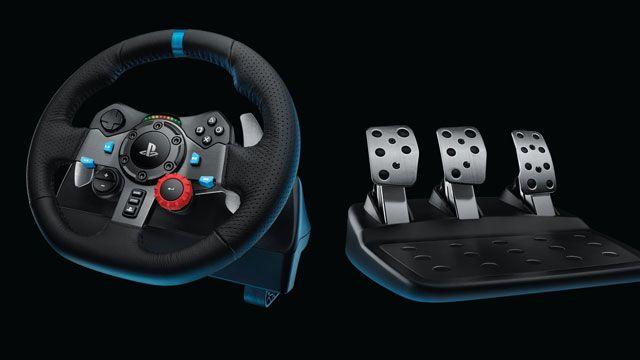 PlayStation 4'e özel yeni direksiyon Logitech G29 duyuruldu
