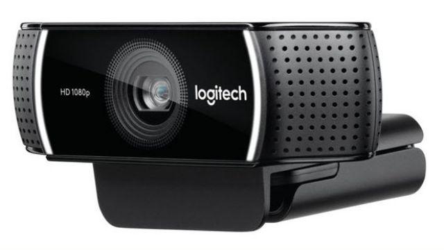 Logitech'ten tam yayıncılara göre bir webcam