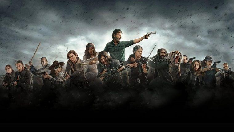 The Walking Dead 8. Sezon ile devam ediyor