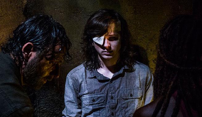 Walking Dead'in şok edici sahnesinden sonra neler olacak?