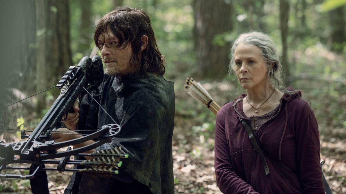 The Walking Dead 11.sezon ile final yapıyor