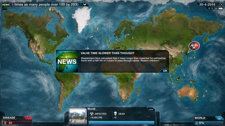 Koronavirüs, Plague Inc satışlarını arttırmaya devam ediyor