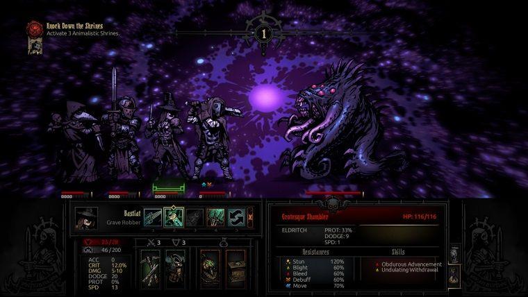 Darkest Dungeon'un yeni ek paketinin çıkış tarihi belirlendi
