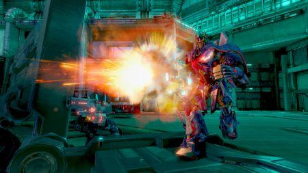 Transformers: Rise of the Dark Spark (Sizden Gelenler)