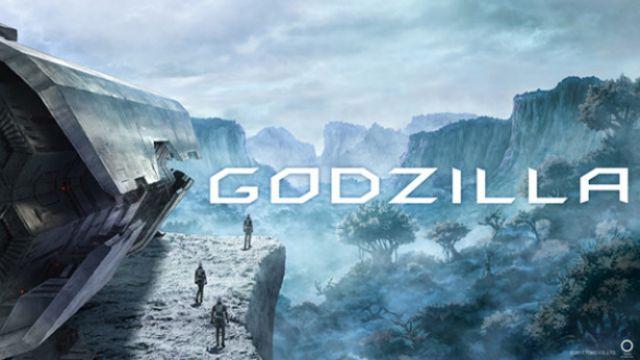 Godzilla animesinden ilk fragman geldi