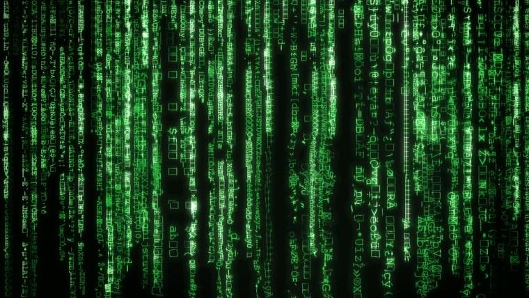 The Matrix'te kayan kodların sırrı açıklandı