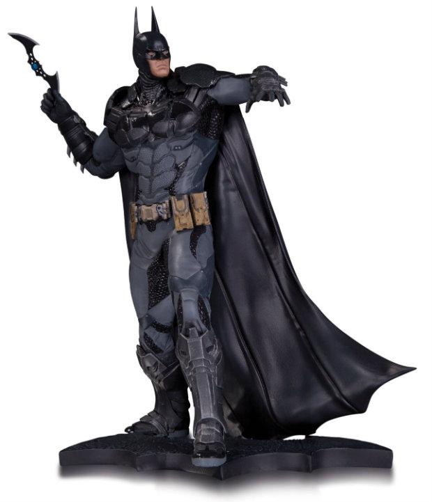Batman: Arkham Knight'ın figürü göz dolduruyor