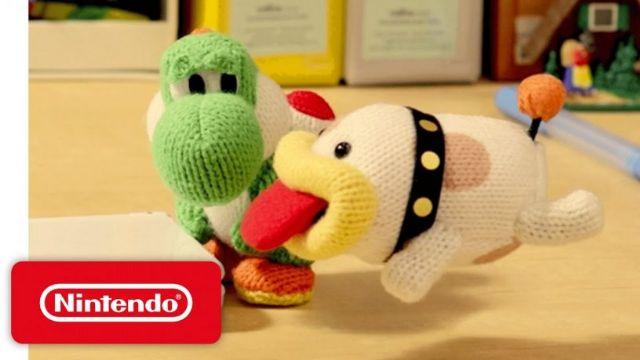 Yoshi Nintendo Switch'e geliyor