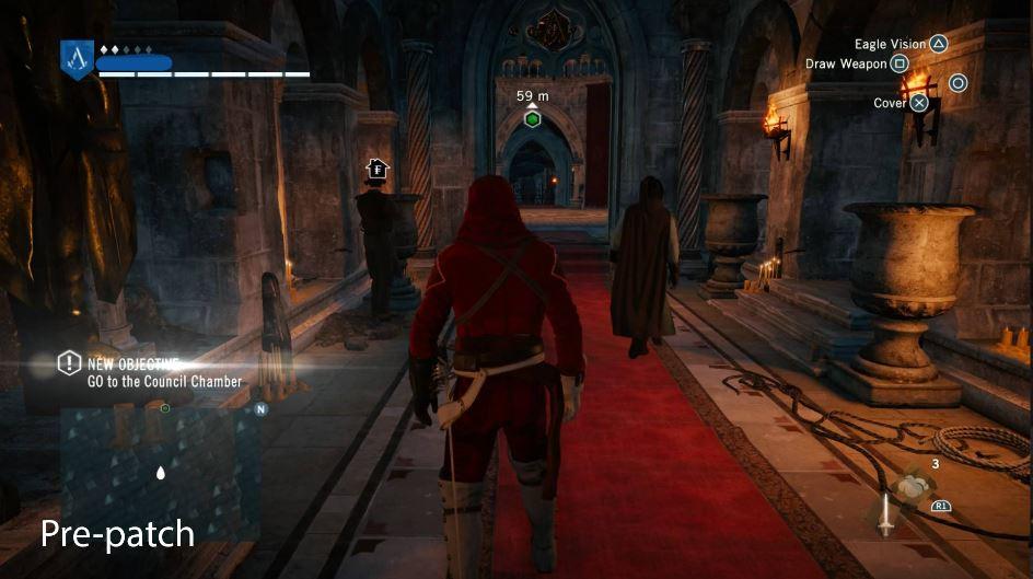 Assassin's Creed: Unity için çıkan yama, grafikleri düşürüyor! (Güncellendi)