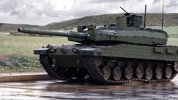 Türk tankı Altay'ın motor sorununu Obsidian geliştiricileri çözdü